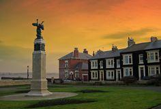 Hartlepool County Durham England