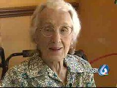 Former Miss Cayucos celebrates her 106th Birthday | (my cousin, Laura Garzoli)