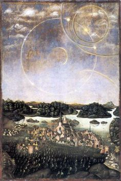 Vädersolstavlan (literalmente Quadro do Sol do tempo) é uma pintura de Urban Larsson, considerada a mais antiga representação conhecida de Estocolmo. O original de 1535 não sobreviveu,esta é uma cópia feita por Jacob Heinrich Elbfas em 1536.