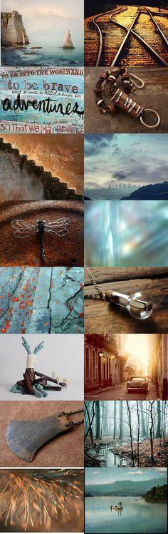 Brave: Dorataya by Ellen Delfin on Etsy--Pinned with TreasuryPin.com