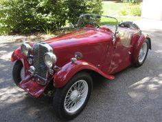 1934 Singer LeMans For Sale Roadster