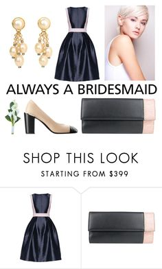 """""""Untitled #1536"""" by moestesoh ❤ liked on Polyvore featuring Lattori, Gucci and Chanel"""