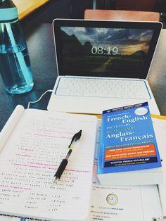 Study Notes Inspiration Tips School Motivation Stuff Notebook High Organization