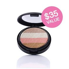 OFRA Cosmetics Illuminating Blush Stripes