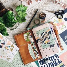 Travelers notebook.