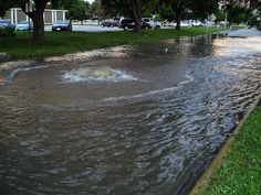 What to do if you experience a sewer backup in your home. This happens sometimes in heavy rain when storm water systems meet their capacity. #Portland