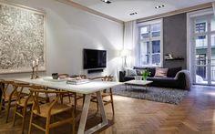 Apartamento nórdico: lo bonito de lo sencillo | Decorar tu casa es facilisimo.com
