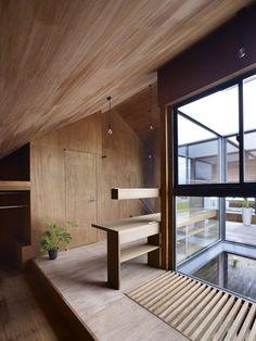 Ogaki House,© Toshiyuki Yano