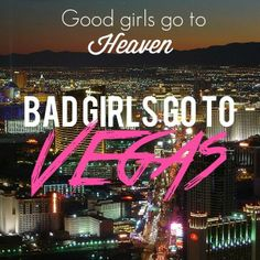 That's right, we're talking #BacheloretteParties in #Vegas! Where every night is #ladiesnight.