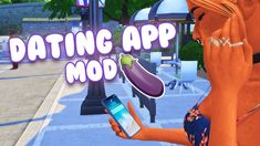 ItsmeTroi — DATING APP MOD REVIEW   The Sims 4 Mods