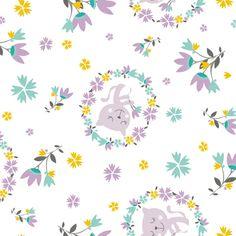 Gatito lindo - Marikilla Turuete | Impresión de telas con diseños personalizados | ilatela.com