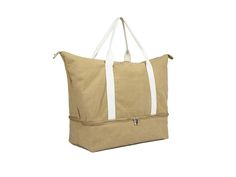 I love bags with an underside zippered storage compartment. Great for travel gym or work, for anything! Want!!