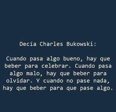 Charles Bukowski, Decir No, The Creator, Humor, Quotes, Type 3, Netflix, Rap, Alcohol
