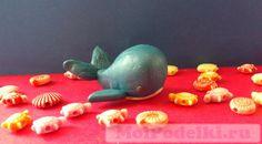 Лепим из пластилина с детьми кита пошагово | Поделки с детьми #moipodelki #моиподелки http://moipodelki.ru/article/view/lepim_iz_plastilina_s_detmi_kita_poshagovo-332.html