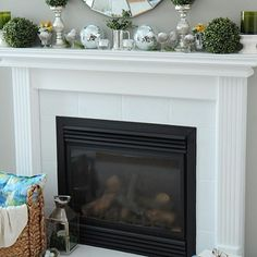 One week till the official start of Spring! Decorate your mantel to celebrate the season! See 24 fresh and fabulous Spring mantels for inspiration on the blog today! Shop the look at http://liketk.it/2qGSC @liketoknow.it #liketkit #ltkhome @liketoknow.it.home See the post ➡️ click @settingforfour then tap this image! #springtime #mantel #interiordecor #mirror #detailsmatter #stylingbyme #interiors http://www.settingforfour.com/fresh-fabulous-spring-mantel-decor-ideas/
