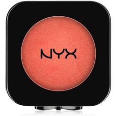 Nyx High Definition Blush found on Polyvore featuring beauty products, makeup, cheek makeup, blush, summer, nyx blush and nyx