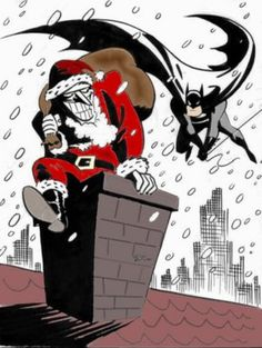 How the Joker ALMOST stole Christmas!