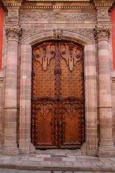 San Miguel de Allende, Gto., Mexico