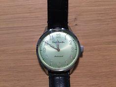 Paul Smith - Classic City Mechanical Watch (Green Face)