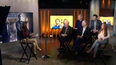 """It all feels as relevant now as it did in 1984, the year the fifth season of FX's popular show""""The Americans"""" takes place.  Yahoo News and Finance Anchor Bianna Golodryga sat down with executive producers andwriters Joe Weisberg and Joel Fields, as well as stars Noah Emmerich, Holly Taylor and Costa"""