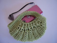 Cell Phone Cozy/Mini Purse