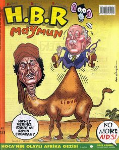 H.B.R Maymun Sayı - (123 H.B.R Maymun Mert Ata Yaltırık Mizah Ödülleri 1 Albümü) - Çizgi Roman Diyarı