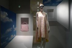 Vitrines Dior - Paris, mars 2013