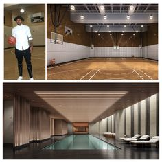 According to Mansion Global, both Sky and 111 Murray Street offer state-of-the-art sports facilities suited for all-stars. In fact, Carmelo Anthony joined forces with David Rockwell to custom design the pro-sized basketball court at Lifetime Atheletic Sky. #Clients #Luxury #Amenities #Sports #Athletic #RealEstate #Residential #Developments #Active #Lifestyle #NewYorkCity #NYC #HellsKitchen #HudsonYards #TriBeCa