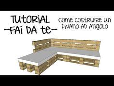 mobili con pallet: divano ecostensibile a costo zero