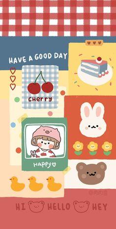 Cute Pastel Wallpaper, Soft Wallpaper, Cute Patterns Wallpaper, Aesthetic Pastel Wallpaper, Kawaii Wallpaper, Aesthetic Wallpapers, Cute Wallpaper Backgrounds, Wallpaper Iphone Cute, Cute Cartoon Wallpapers