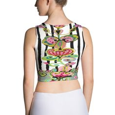 NEW! Crop Tops on etsy