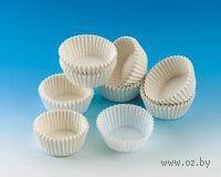 Набор форм бумажных для выпекания кексов, 200 шт (7*3 см)