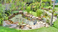 Resultado de imagem para natural lagos ornamentais