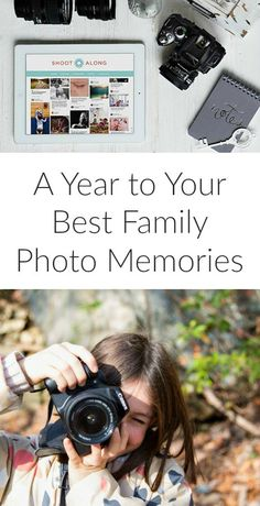 A yearlong photography program for parents who want to ROCK their family photos