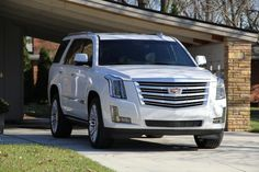 The 2016 Escalade sports a 420-horsepower 6.2-liter V-8, which sends up to 460 lb.-ft. of torque to the rear or all four wheels by means of a new, eight-speed automatic transmission.