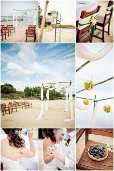 Real wedding - Island Secremoney (2)  By CONFETTI Wedding Planner in Vietnam