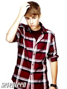 Justin Bieber was my one and only love.