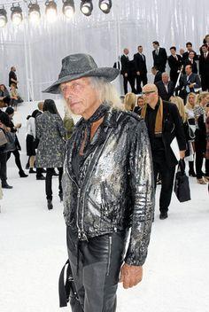 Goldstein en Chanel S/S 2012
