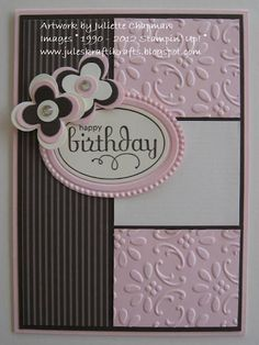All stampin up products