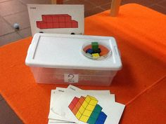 Learning to Grow... Preschool Special Education: task boxes