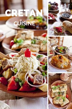 Discover the unique flavors of the traditional Cretan cuisine!  #crete #greece #chania #summer #vacations #holiday #travel #sea #sun #sand #nature #landscape #island #TheHotelgr #nature #view  #holidays #travelling #instatravel #pool #pinterest #villa #urlaub #ferien #reisen #meerblick #aussicht #sommer #thehotelgr