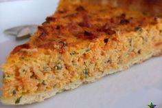 Tarte à la carotte. Publié par monpotager.com. Retrouvez toutes ses recettes sur youmiam.com.