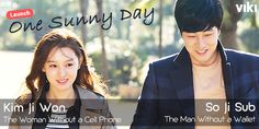 Will #SoJiSub & #KimJiWon find love on beautiful Jeju Island? Find out for yourself in #kdrama One Sunny Day