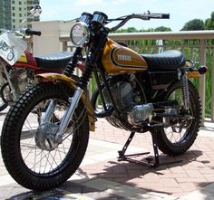 Five Classics from Yamaha: Yamaha DT100