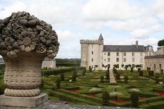 Castillos del valle del Loira (Francia)