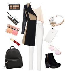 """""""Untitled #70"""" by giuliaabalanuta on Polyvore featuring Topshop, Ralph Lauren Collection, MANGO and NYX"""