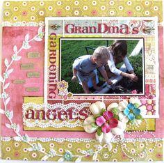 Anderjackie's Gallery: Grandma's Gardening Angels