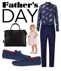 """""""33"""" by djinotdjinot on Polyvore featuring Paul Smith, Canali, Tod's, Givenchy, men's fashion, menswear and fathersday"""
