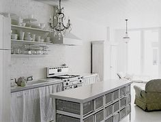 Another kitchen chandelier