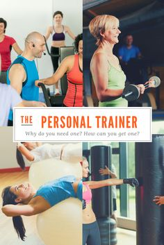 Personal Trainer, Fitness, Health